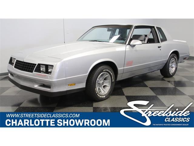 1986 Chevrolet Monte Carlo (CC-1506826) for sale in Concord, North Carolina