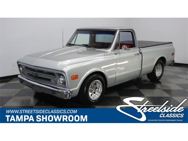 1968 Chevrolet C10 (CC-1506850) for sale in Lutz, Florida