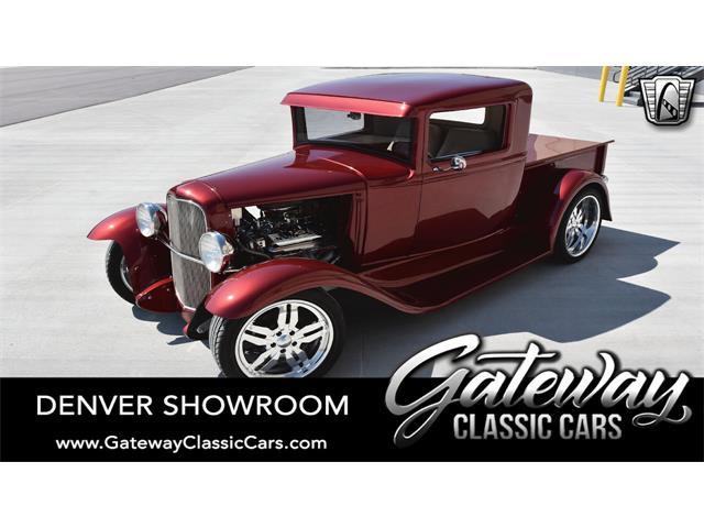 1930 Ford Model A Pickup (CC-1506855) for sale in O'Fallon, Illinois