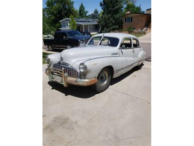 1946 Buick Super (CC-1506861) for sale in Cadillac, Michigan