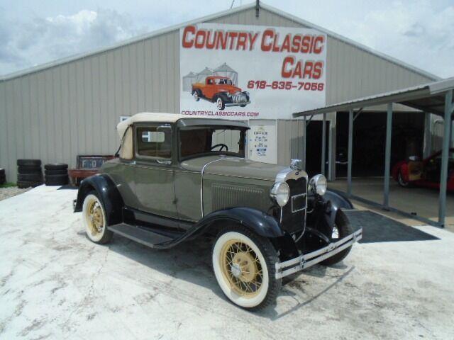 1930 Ford Model A (CC-1506864) for sale in Staunton, Illinois