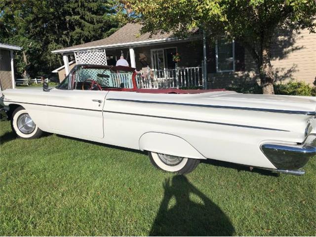 1960 Pontiac Catalina (CC-1506865) for sale in Cadillac, Michigan