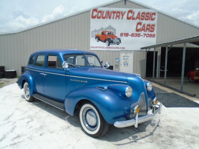 1939 Buick Series 40 (CC-1506866) for sale in Staunton, Illinois