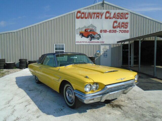 1965 Ford Thunderbird (CC-1506868) for sale in Staunton, Illinois