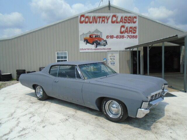 1967 Chevrolet Caprice (CC-1506869) for sale in Staunton, Illinois