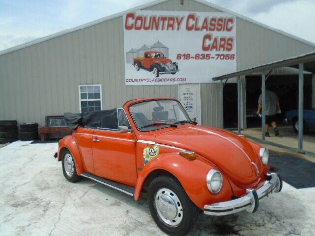 1973 Volkswagen Beetle (CC-1506873) for sale in Staunton, Illinois