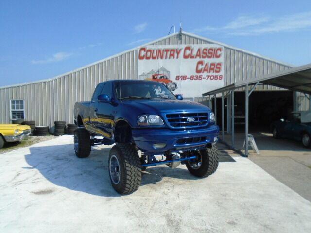 1997 Ford F150 (CC-1506878) for sale in Staunton, Illinois