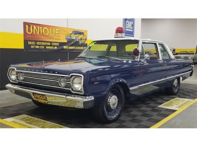 1966 Plymouth Belvedere (CC-1506882) for sale in Mankato, Minnesota