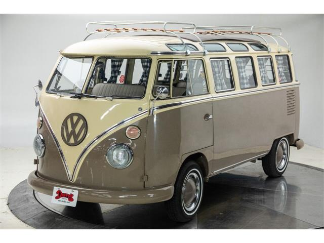 1974 Volkswagen Bus (CC-1500690) for sale in Cedar Rapids, Iowa