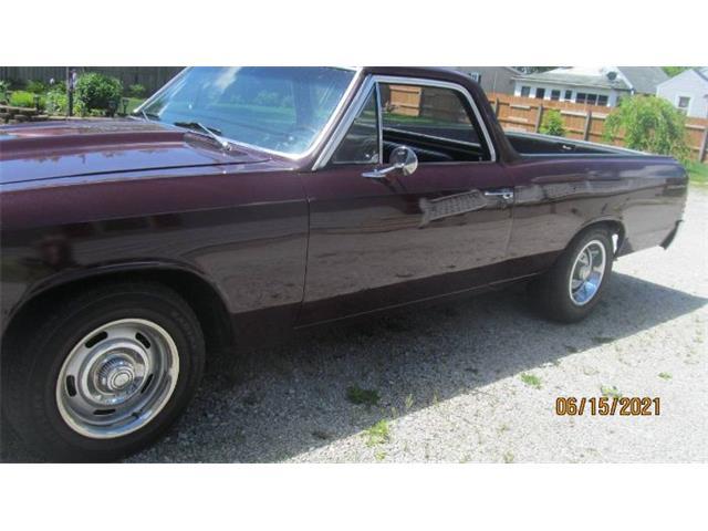 1967 Chevrolet El Camino (CC-1506918) for sale in Cadillac, Michigan