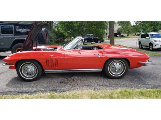 1965 Chevrolet Corvette (CC-1506921) for sale in Cadillac, Michigan