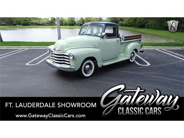 1953 Chevrolet 3100 (CC-1506922) for sale in O'Fallon, Illinois