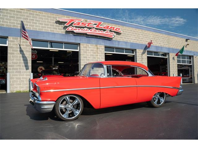1957 Chevrolet Bel Air (CC-1506927) for sale in St. Charles, Missouri