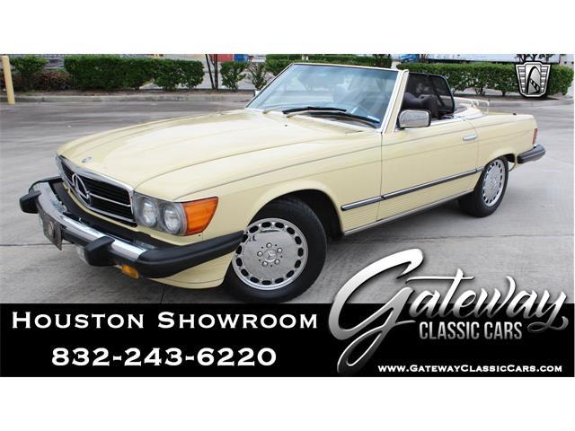 1979 Mercedes-Benz 450SL (CC-1506931) for sale in O'Fallon, Illinois