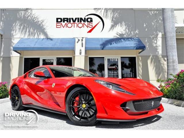 2019 Ferrari 812 Superfast (CC-1506936) for sale in West Palm Beach, Florida