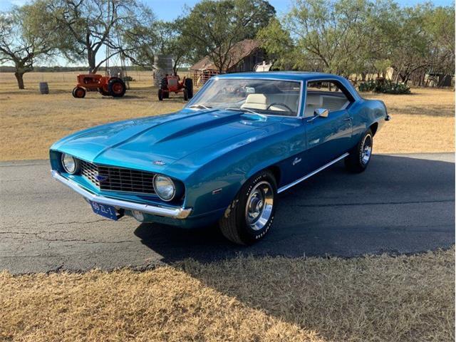1969 Chevrolet Camaro (CC-1506944) for sale in Fredericksburg, Texas