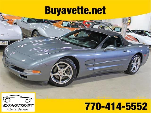 2003 Chevrolet Corvette (CC-1506948) for sale in Atlanta, Georgia