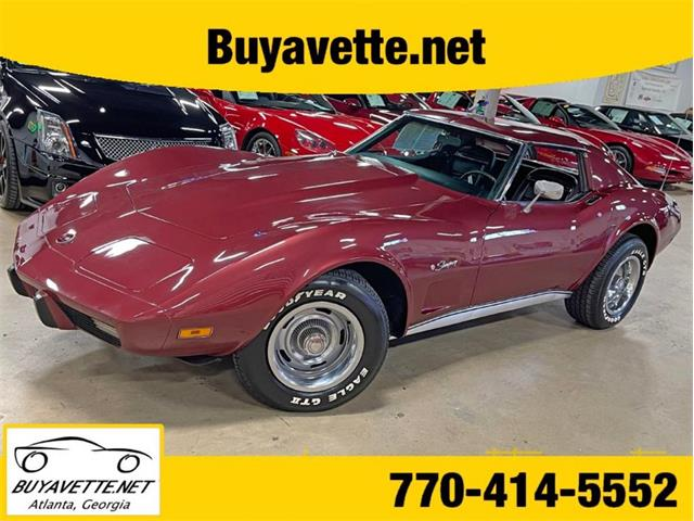 1975 Chevrolet Corvette (CC-1506950) for sale in Atlanta, Georgia