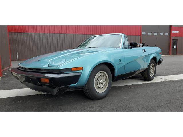 1980 Triumph TR8 (CC-1506956) for sale in Annandale, Minnesota