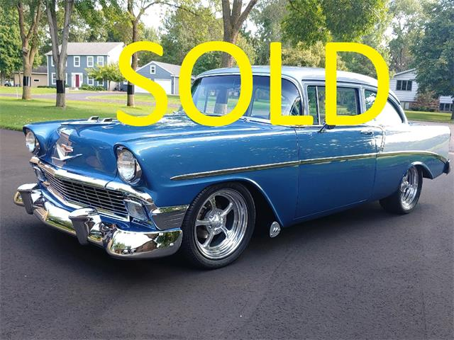1956 Chevrolet 210 (CC-1506959) for sale in Annandale, Minnesota