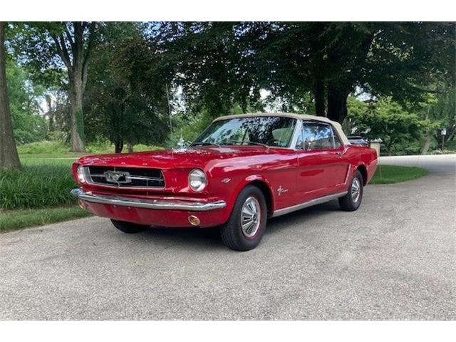 1964 Ford Mustang (CC-1506964) for sale in Gladwyne, Pennsylvania