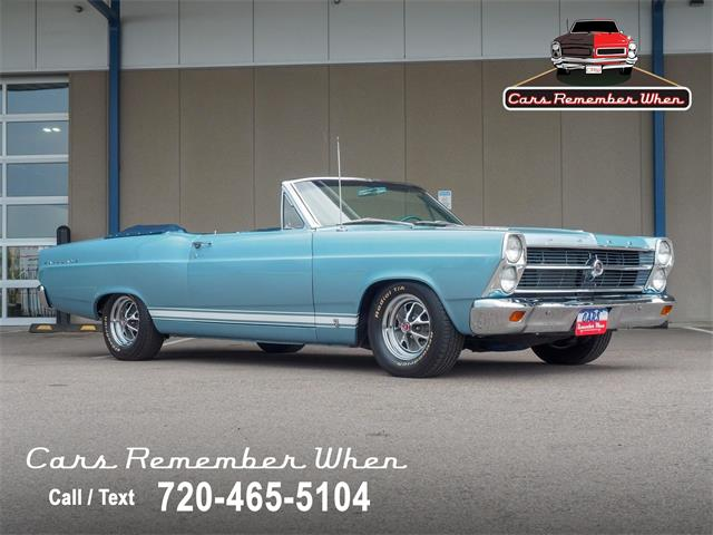 1966 Ford Fairlane (CC-1506967) for sale in Englewood, Colorado