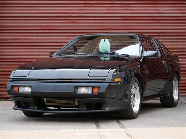 1987 Mitsubishi Starion (CC-1506972) for sale in Reno, Nevada