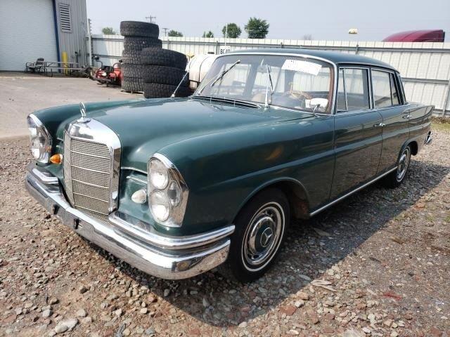 1963 Mercedes-Benz 220 (CC-1506990) for sale in Glendale, California