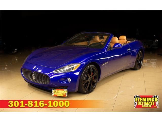 2011 Maserati GranTurismo (CC-1506997) for sale in Rockville, Maryland