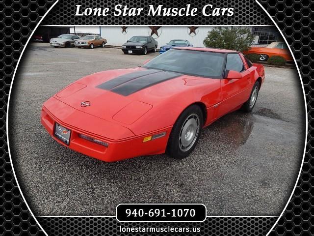 1987 Chevrolet Corvette (CC-1507008) for sale in Wichita Falls, Texas