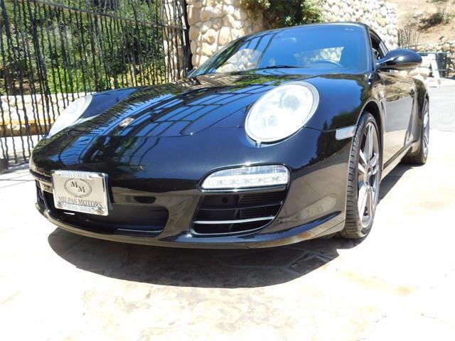 2012 Porsche 911 (CC-1507017) for sale in Santa Barbara, California
