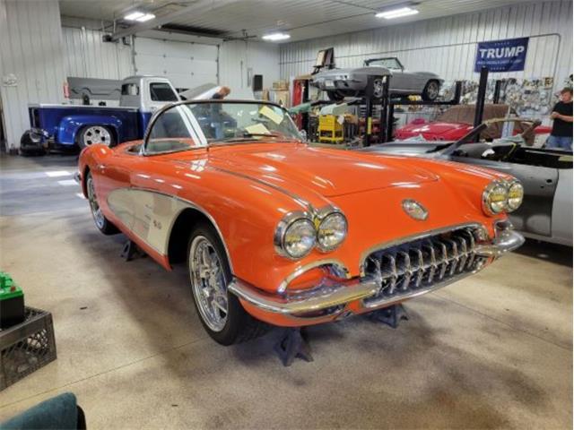 1959 Chevrolet Corvette (CC-1507098) for sale in MACON, Illinois