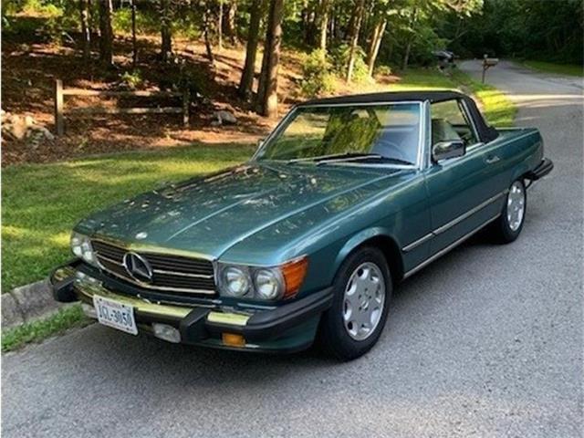 1988 Mercedes-Benz 560SL (CC-1507103) for sale in Roanoke, Virginia