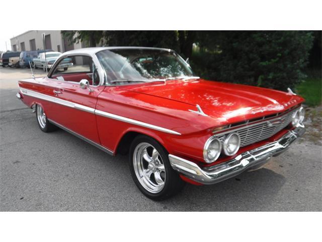 1961 Chevrolet Impala (CC-1507107) for sale in MILFORD, Ohio