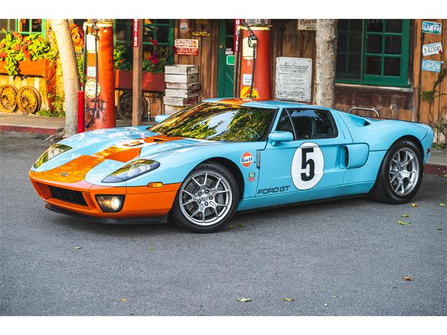 2006 Ford GT (CC-1507119) for sale in Monterey, California