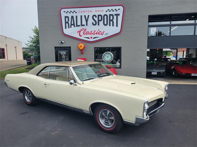 1967 Pontiac GTO (CC-1507169) for sale in Canton, Ohio
