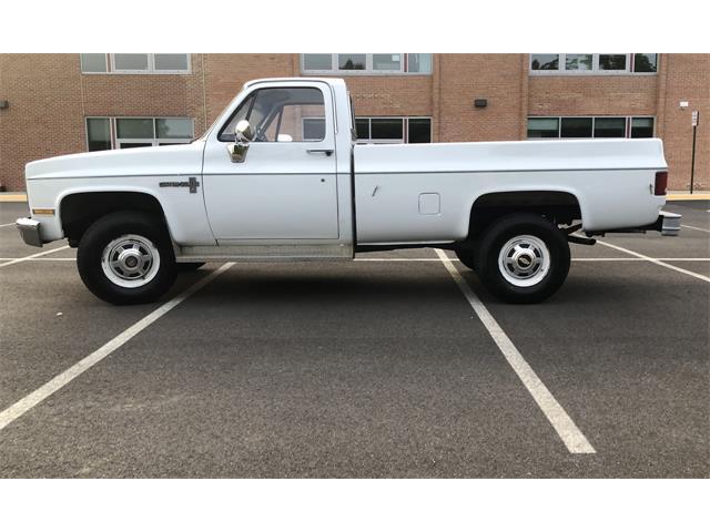 1986 Chevrolet C/K 20 (CC-1507171) for sale in Herndon, Virginia