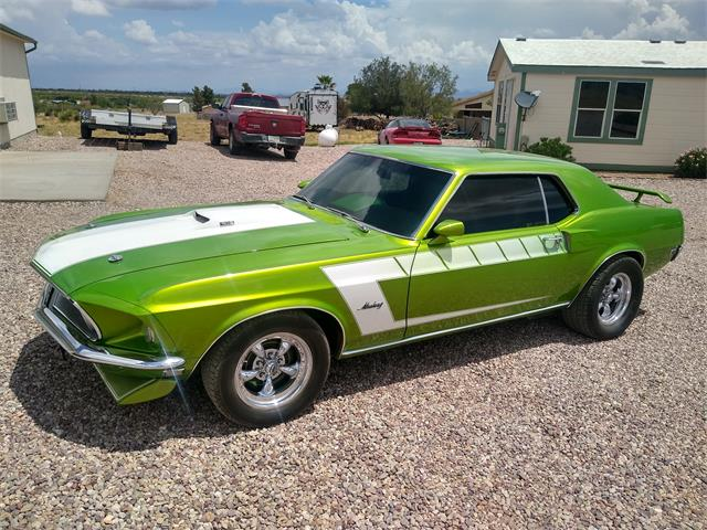 1969 Ford Mustang (CC-1507173) for sale in Herford, Arizona
