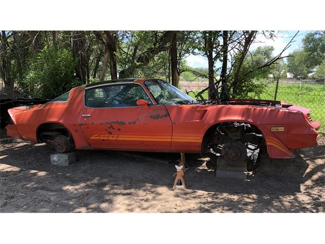 1970 Chevrolet Camaro Z28 (CC-1507191) for sale in Albuquerque , New Mexico