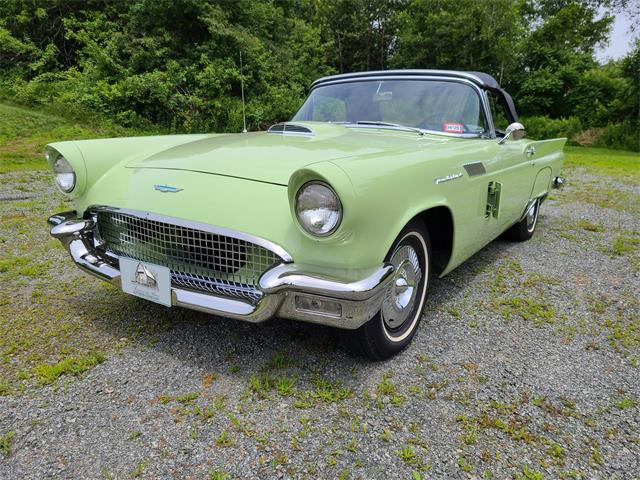 1957 Ford Thunderbird (CC-1507197) for sale in Lisbon, New Hampshire