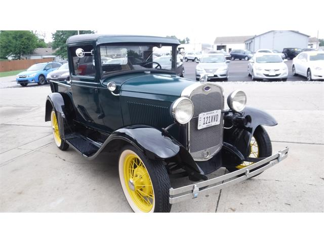1930 Ford Model A (CC-1507202) for sale in MILFORD, Ohio