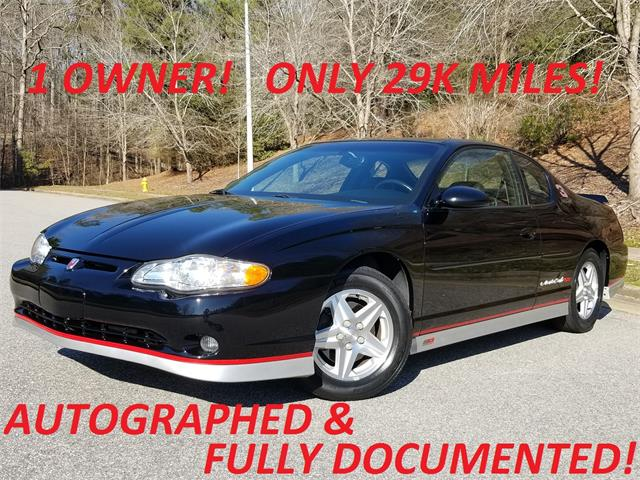2002 Chevrolet Monte Carlo SS Intimidator (CC-1507206) for sale in Apex, North Carolina