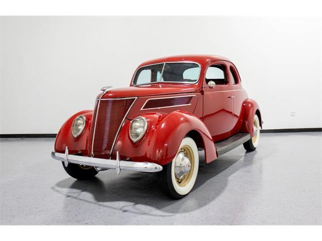 1937 Ford 5-Window Coupe (CC-1507252) for sale in Marietta, Georgia
