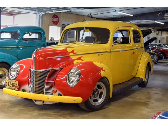 1940 Ford 2-Dr Sedan (CC-1507272) for sale in Watertown, Minnesota