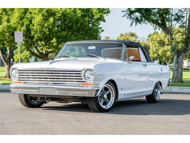 1963 Chevrolet Chevy II (CC-1507274) for sale in Chino, California