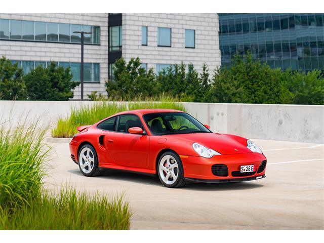 2003 Porsche 911 Turbo (CC-1507292) for sale in Philadelphia , Pennsylvania
