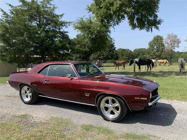 1969 Chevrolet Camaro (CC-1507307) for sale in Bryan, Texas