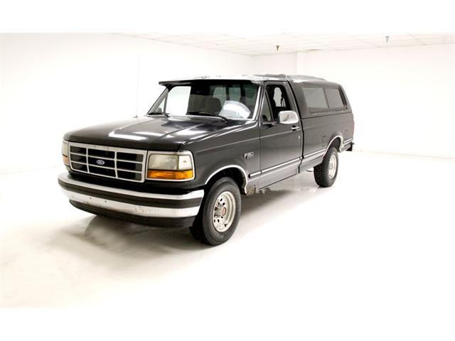 1993 Ford F150 (CC-1507322) for sale in Morgantown, Pennsylvania
