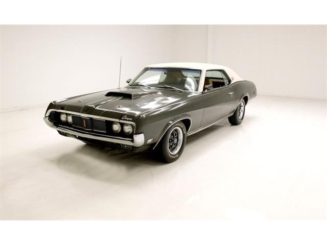1969 Mercury Cougar (CC-1507325) for sale in Morgantown, Pennsylvania