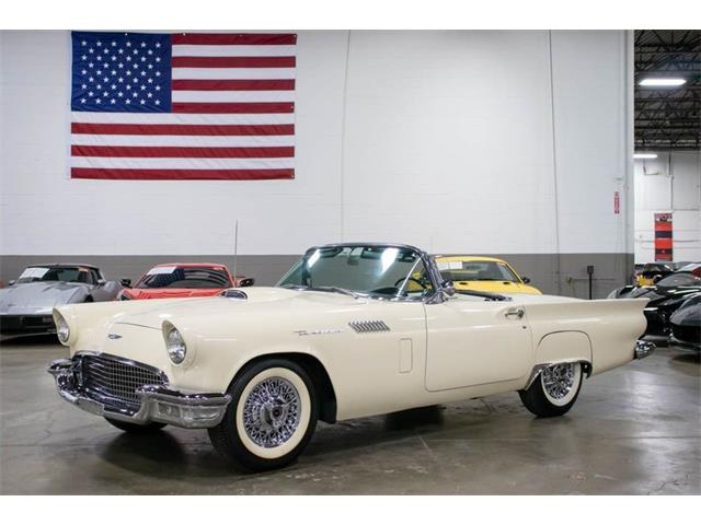 1957 Ford Thunderbird (CC-1507342) for sale in Kentwood, Michigan